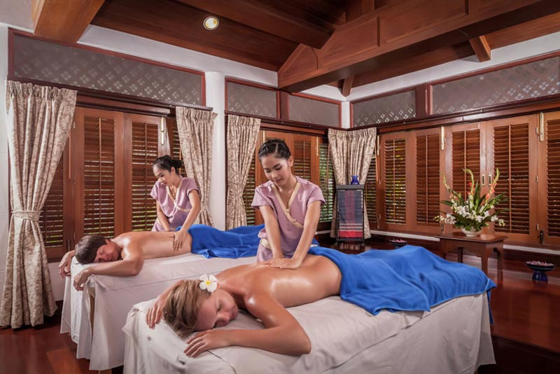 Spa in Phuket, Massage Therapies