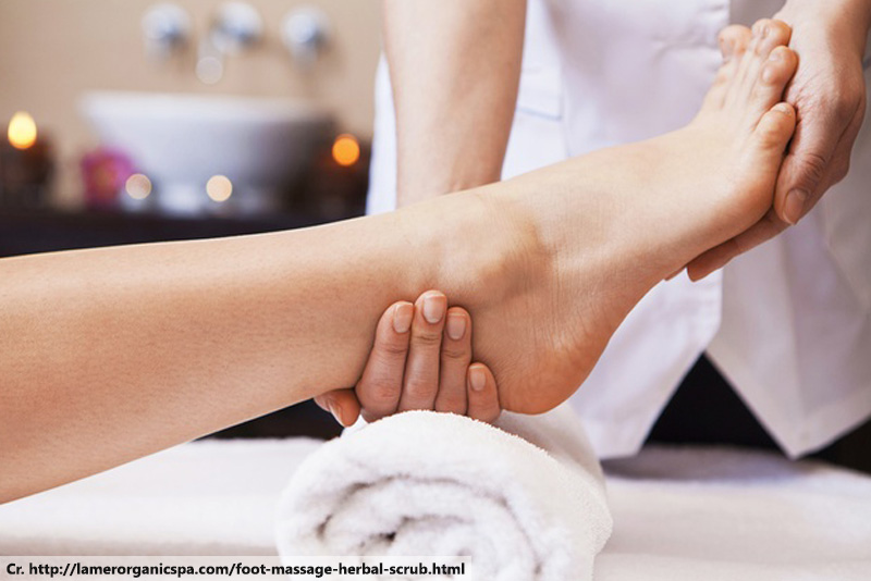 foot massage, Spa in Phuket