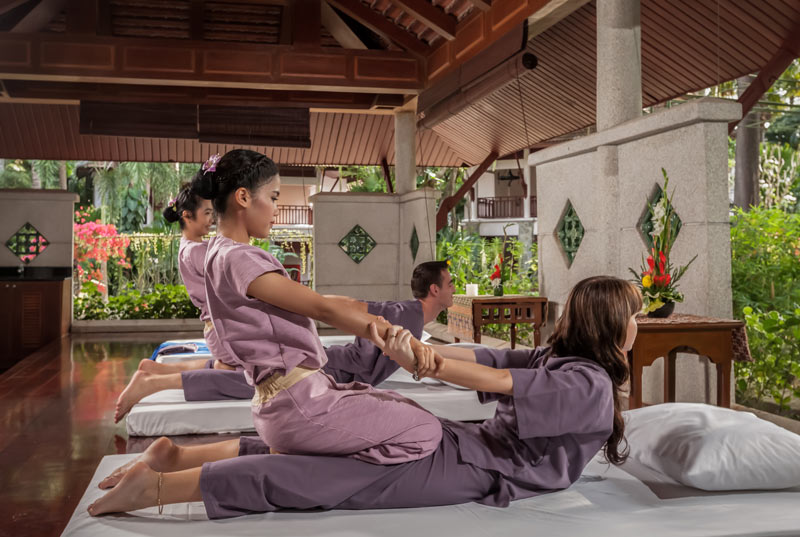 Thai Massage, Chann Spa