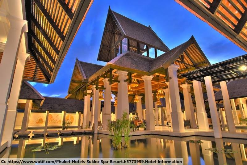 Sukkho Spa Phuket, สุโข สปา ภูเก็ต