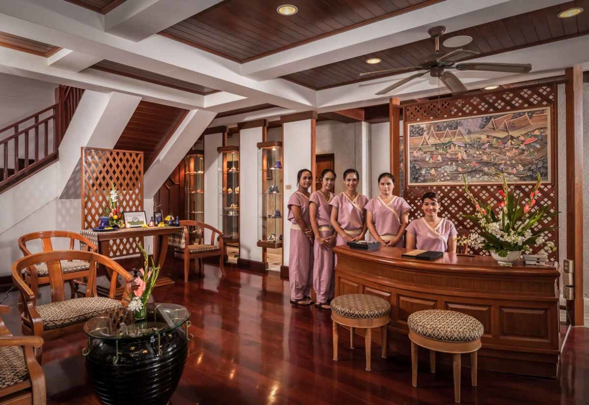 Chann Spa Staff, phuket spa