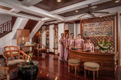 Chann Spa Staff, phuket spa