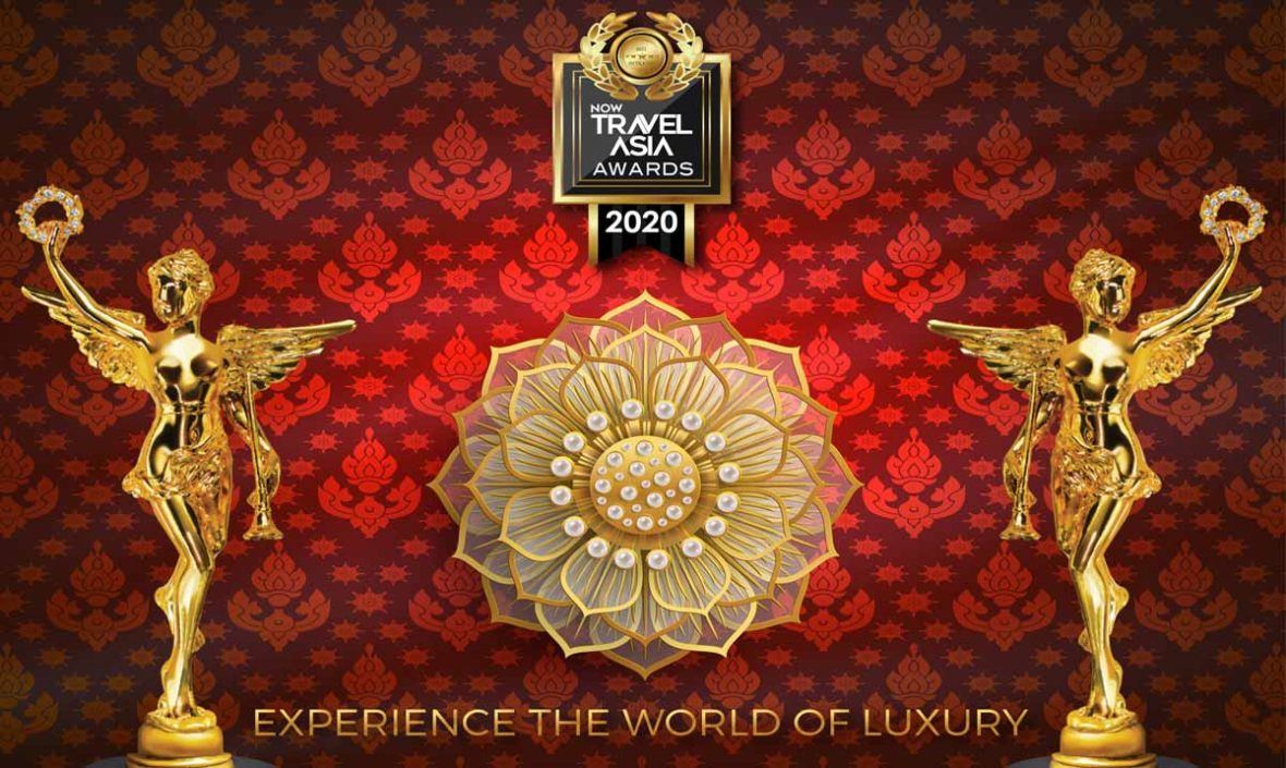 ASIA'S TOP WELLNESS SPA, NOW Travel Asia magazine, Chann Spa, NOW Travel Asia Awards